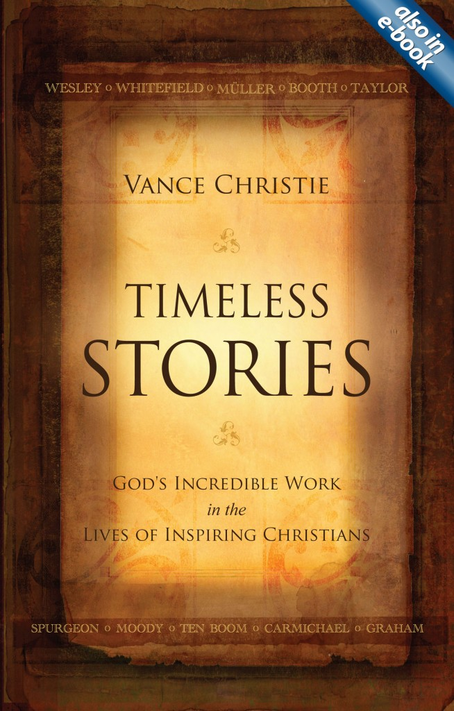Timeless Stories by Vance Christie