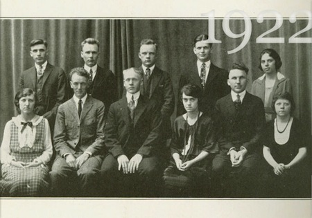 1920s College Students