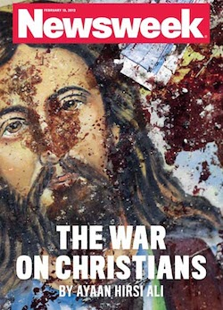 Newsweek Cover - The War On Christians