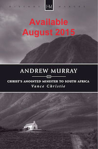 Andrew Murray Available August 2015