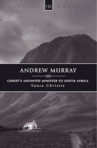 Andrew Murray by Vance Christie