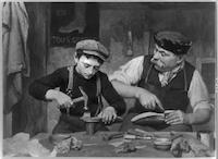 Shoemaker and apprentice pix 1