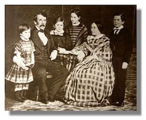 David Livingstone & Family