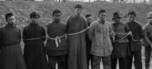 Chinese prisoners like those to whom Gladys Aylward ministered