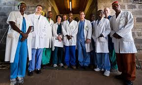 Modern Medical Missionaries