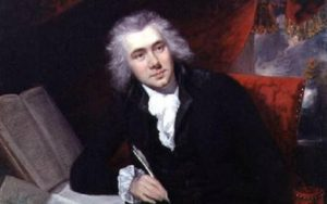 William Wilberforce as a Young Man