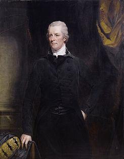 Prime Minister William Pitt