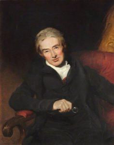 William Wilberforce as an Older Man