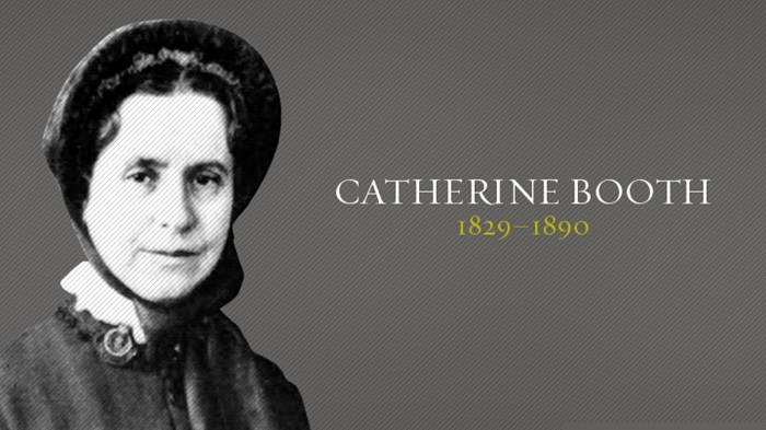 Catherine Booth, Mother of the Salvation Army