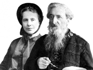 William and Catherine Booth, Founders of The Salvation Army
