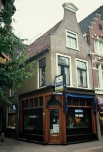 Ten Boom Home and Watchshop in Haarlem, Holland