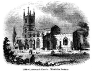 Wycliffe's Lutterworth Church