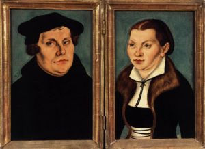 Martin & Katherine (Katie) Luther