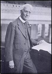 G. Campbell Morgan as an older man