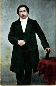 Charles Spurgeon as a young man