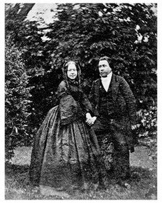Charles and Susannah Spurgeon in younger years