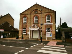 Waterbeach Baptist Church building today