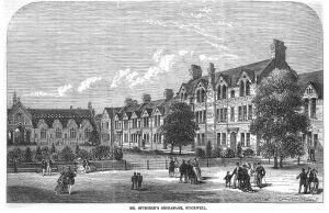 Charles Spurgeon's Orphanage, Stockwell, London