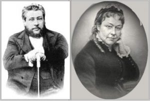 Charles and Susannah Spurgeon in older years