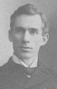 William R. Newell as a younger man