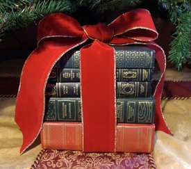 Christmas gift books