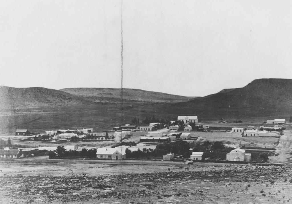 Bloemfontein about 1856
