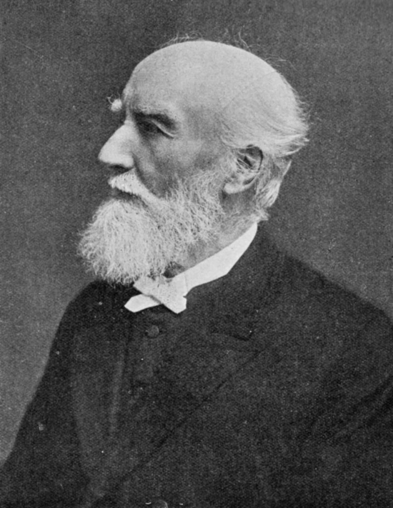 Nicolaas Hofmeyr later in life