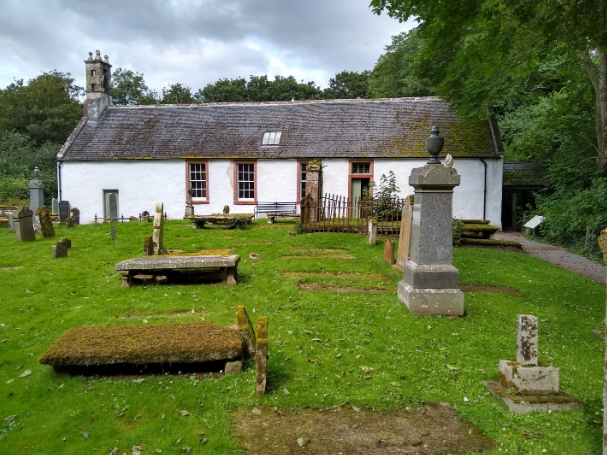 Nigg Old Parish Church